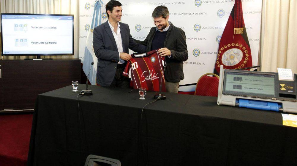 San Lorenzo implementará la Boleta Única Electrónica en sus elecciones
