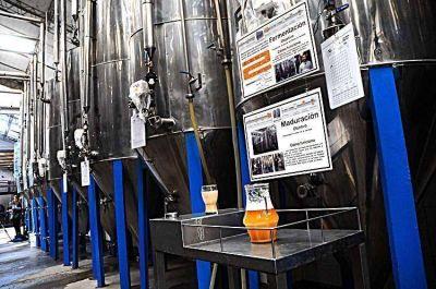 Un tercio de la cerveza artesanal del pa�s se produce en la ciudad