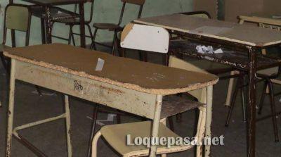 La vuelta a clases será con casi 30 escuelas con problemas de gas y rotación de cursos por fallas edilicias