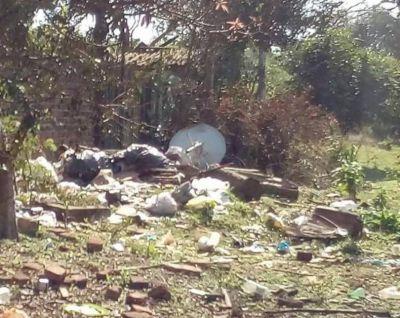 Preocupa el aumento de basurales a cielo abierto en Candelaria