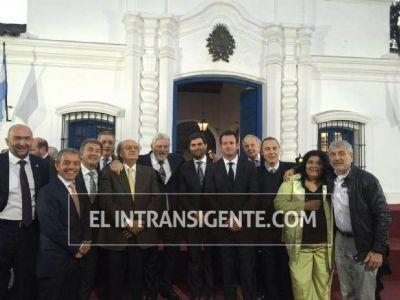 José Urtubey protagonizó la Reunión Nacional de Empresarios del Bicentenario