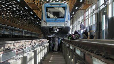 Empiezan a circular trenes 0 km con frenos autom�ticos en el Roca