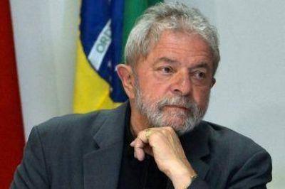 Lula denuncia que quieren sacarlo de la carrera para las próximas elecciones presidenciales