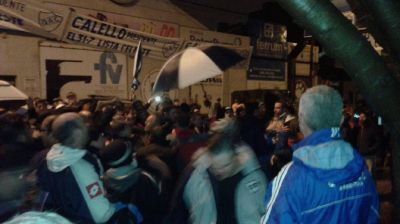 Perdi� An�bal Fern�ndez en Quilmes: Marcelo Calello es el nuevo presidente