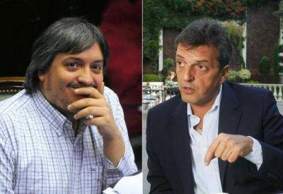El encuentro secreto entre Massa y Máximo K