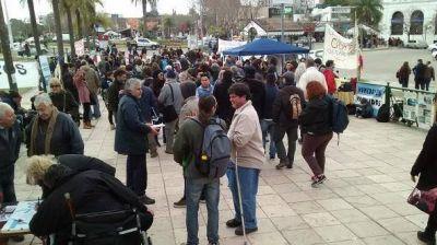 Se lanzó en Tigre la campaña #MásHumedalesMenosInundados