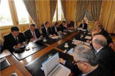 Colombi firmar� ma�ana el Acuerdo de Fortalecimiento del Federalismo