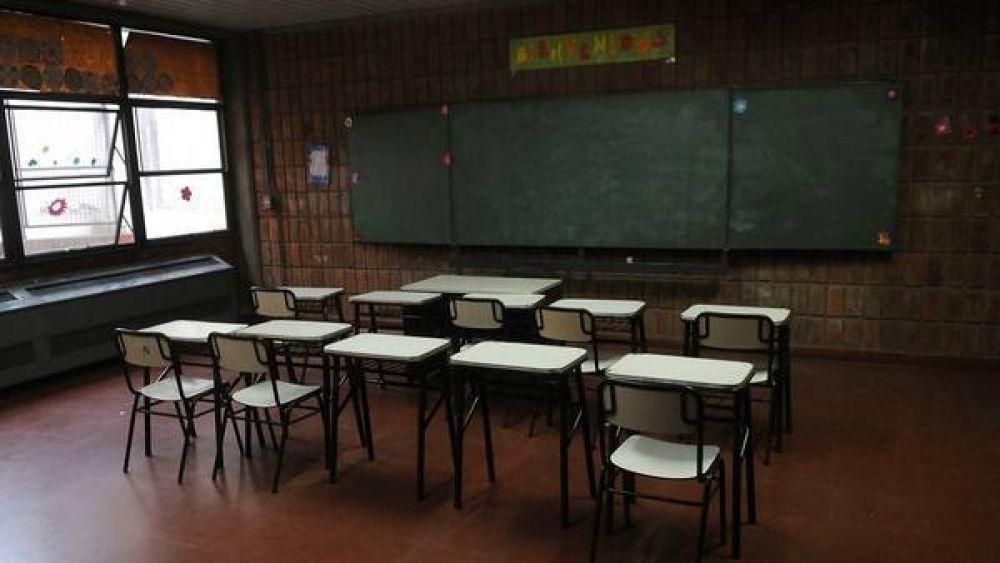 Vuelta a clases con paros en la Provincia y otros 5 distritos