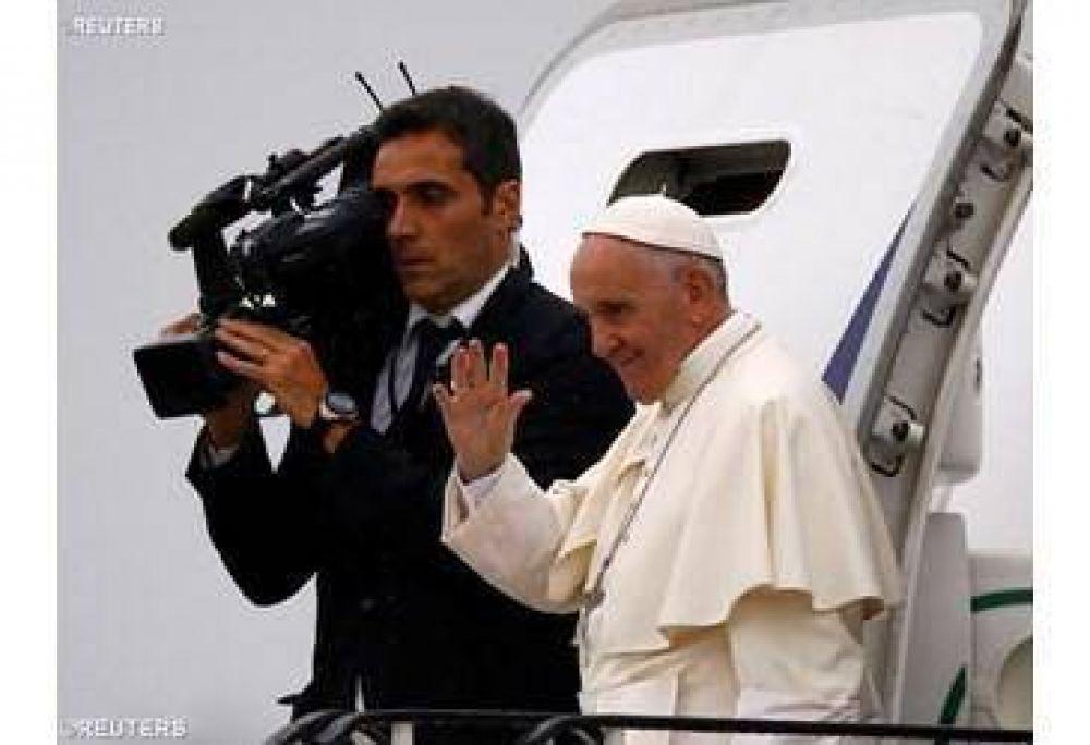 El Papa finalizó su visita a Polonia