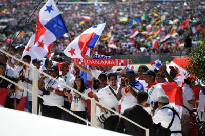 Panamá acogerá la JMJ en el 2019