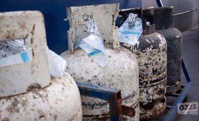 El municipio coordina venta de garrafas a 97 pesos en distintos barrios