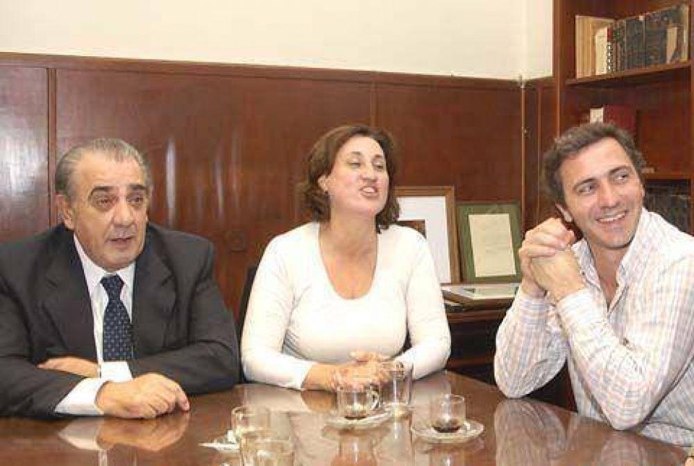 Acuerdo político con bendición ministerial