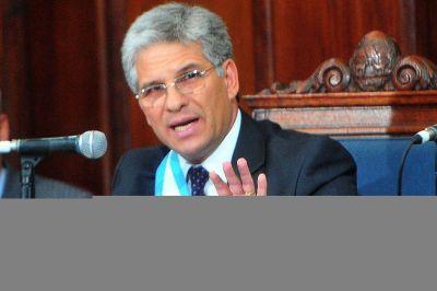 Claudio Poggi es el legislador nacional por San Luis que posee más bienes