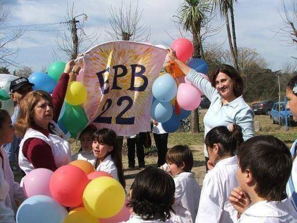 La escuela 22 festejó sus 100 años de vida