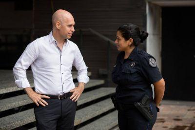 Los pasos que faltan en el traspaso de la Polic�a Federal a la Ciudad