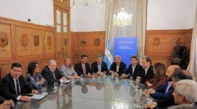La caída de la coparticipación será uno de los ejes en la reunión con Frigerio