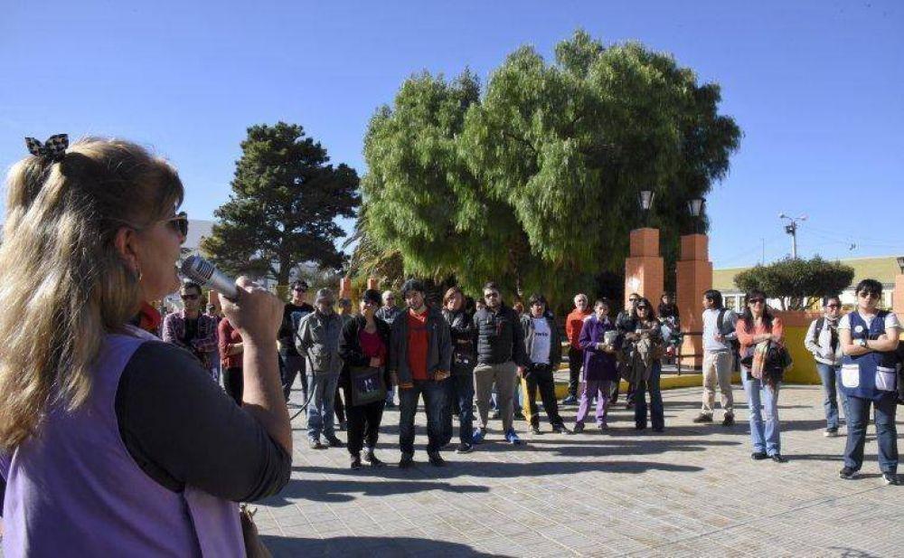 Se retoma en Chubut la paritaria docente