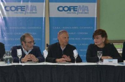 Expresi�n del Consejo Federal de Medio Ambiente en adhesi�n al tributo a la Pachamama