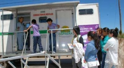 LORETO: OSPRERA realizar� un amplio operativo de salud