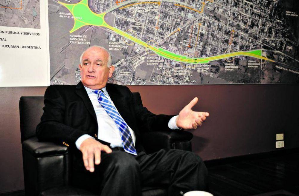 Morelli y su entorno en la mira de la Justicia Federal por obras nunca hechas