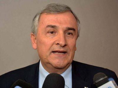 Morales y Buryaile firmarán convenios para mejorar la competividad