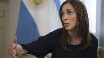 María Eugenia Vidal presenta una demanda ante la Corte Suprema por el Fondo del Conurbano