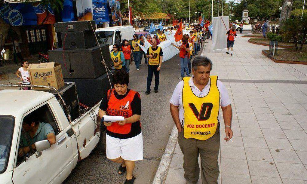 11 de Agosto paro Provincial contra la Reforma Jubilatoria