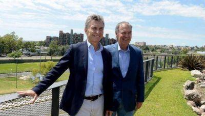 A Macri lo espera en C�rdoba una Caja de sorpresas