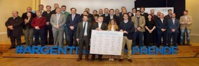 "Intendentes de 30 municipios se adhirieron al programa ""Ciudades para Emprender"""