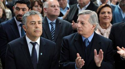 """Mendoza no mandará agua: """"ni regamos lo que nos autoriza la Corte"""", dice Cornejo"""