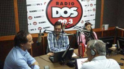 Camau bregó por la unidad del PJ y admitió que se reunirá con Fabián Ríos