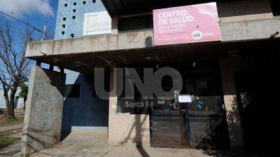 Sin atención en el Centro de Salud de barrio San Martín por un nuevo hecho de inseguridad