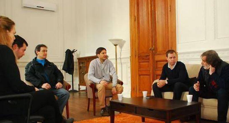 Reuni�n con el ministro Pullaro por agresiones a la prensa