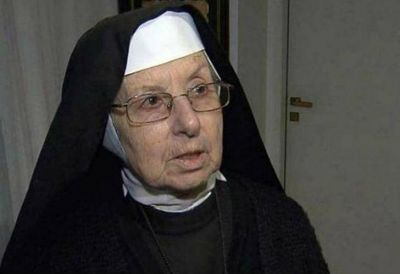 La hermana Inés negó haber encubierto a López y saber qué había en los bolsos