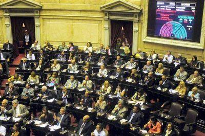 Medio centenar de diputados no presentó ningún proyecto de ley