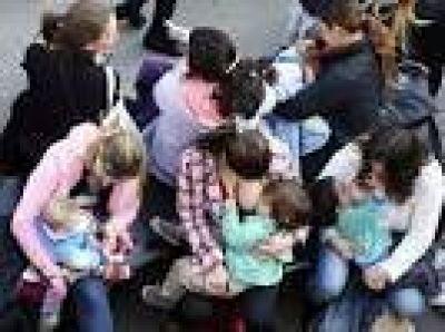 Entre Ríos promueve la lactancia materna para contribuir al desarrollo saludable de los niños