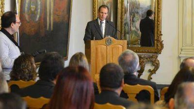 Bordet prometió garantizar la independencia de poderes