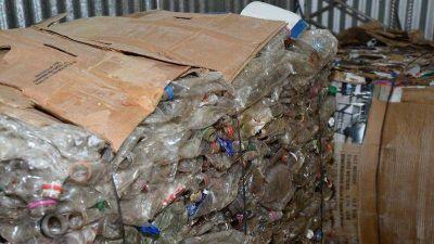 Programa Separemos: Ya se reciclaron m�s de 420 toneladas de residuos