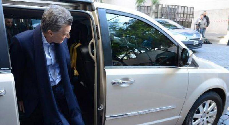 Gesto de Macri a los gremios: devolver� los fondos adeudados a las obras sociales