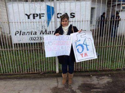 Santoro: �la fuerza del reclamo llev� las garrafas a los barrios�