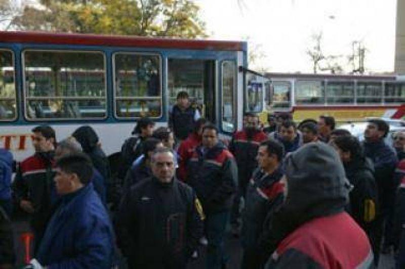 La UTA San Juan, al borde de la fractura sindical