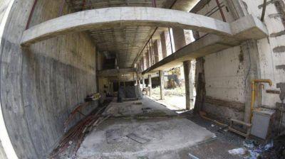 Obras detenidas y abandonadas por contratistas de la Provincia