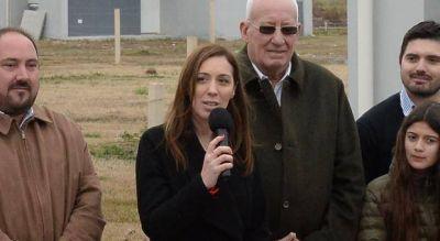 Vidal confirmó que quiere estatizar las rutas a la Costa y habló de la situación de Ferrobaires