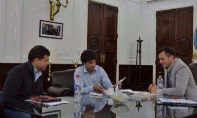 Bucca dijo acompañar el pedido de Provincia por el Fondo del Conurbano