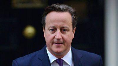 Cameron ahora es acusado de