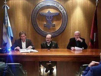 Barrios fue reelecto Presidente de la Cámara Comercio