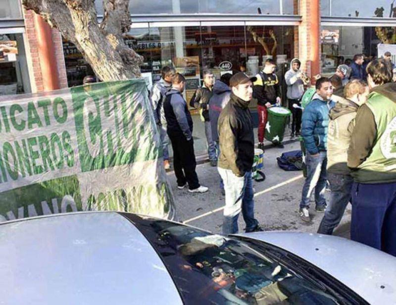 Despidos y protestas en la firma Lucaioli