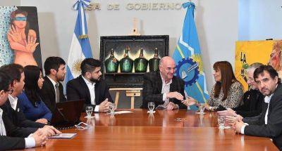 El Gobierno del Chubut presentó el Manual sobre Trata y Tráfico de Personas