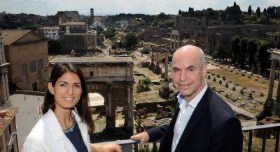 Exclusivo: Larreta se reunió en privado con el Papa Francisco