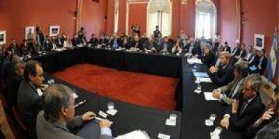 Nación acordó con la provincia la devolución de fondos